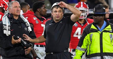 UGA has to win championship in 2020 or it's a failure