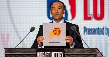 NBA deputy commissioner Mark Tatum