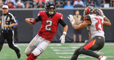 NFL releases Falcons' 2019 regular season schedule