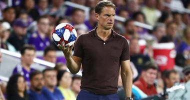 Atlanta United Manager Frank de Boer