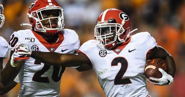 Nabulsi: Dawgs' defense has not been tested