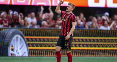 Gressel:Feeling confident for Saturday's match