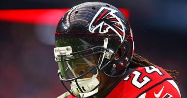 Atlanta Falcons running back Devonta Freeman
