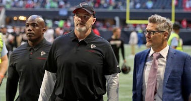 Did Arthur Blank give Dan Quinn and Thomas Dmitroff ultimatums?