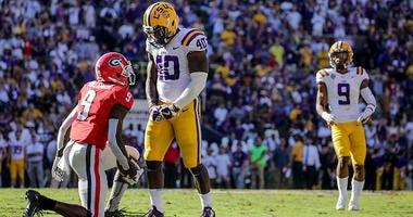 Georgia Bulldogs wide receiver Jeremiah Holloman