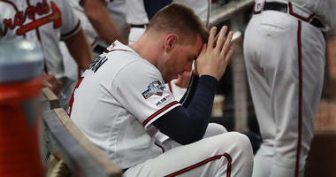 Smoltz: Don't think Freeman was physically right