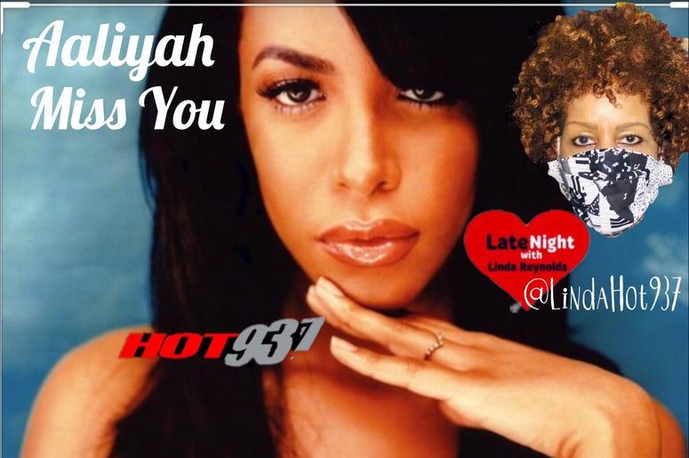Aaliyah  Miss You 1st  Late Night Love