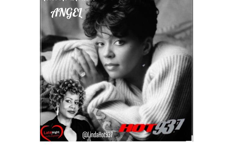 Anita Baker Angel 1st on Late Night Love