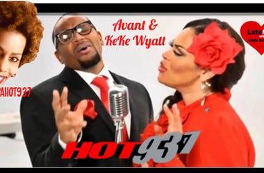 #TBT Avant & KeKe Wyatt My First Love 1st Late Night Love
