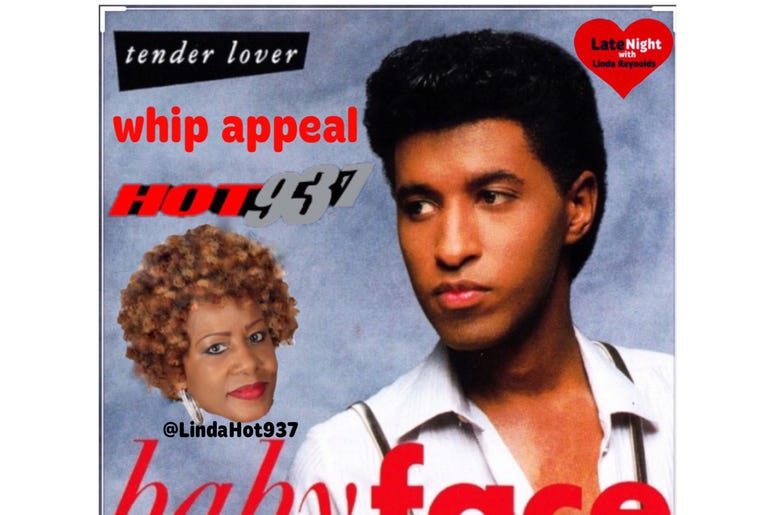 Babyface 1st Late Night Love