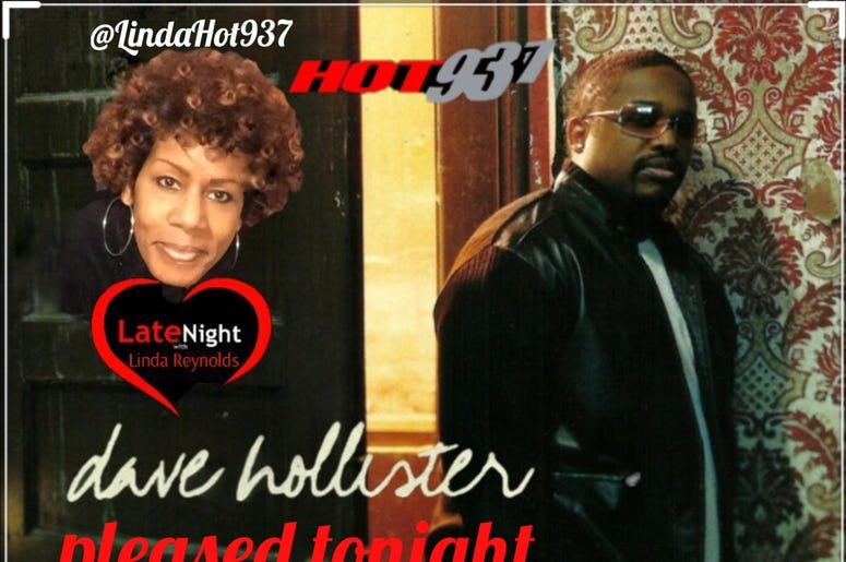 Dave Hollister 1st Late Night Love