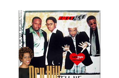 #TBT The Spotlight is on Dru Hill on Late Night Love