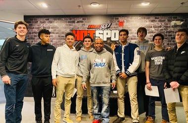 East Catholic Boys Basketball