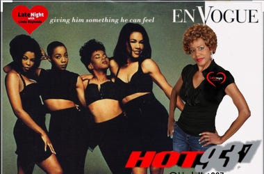 En Vogue 1st #LateNightLove @LindaHot937
