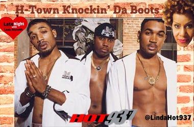 H-Town 1st #LateNightLove @LindaHot937