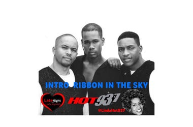 Intro Ribbon In The Sky 1st on Late Night Love