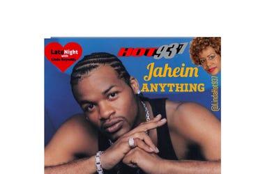Jaheim 1st on Late Night Love