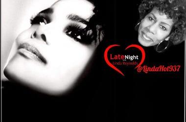 Janet Jackson 1st on Late Night Love