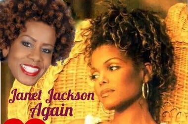 Janet Jackson 1st #LateNightLove @LindaHot937