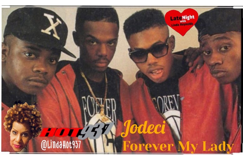 Jodeci Forever My Lady 1st Late Night Love
