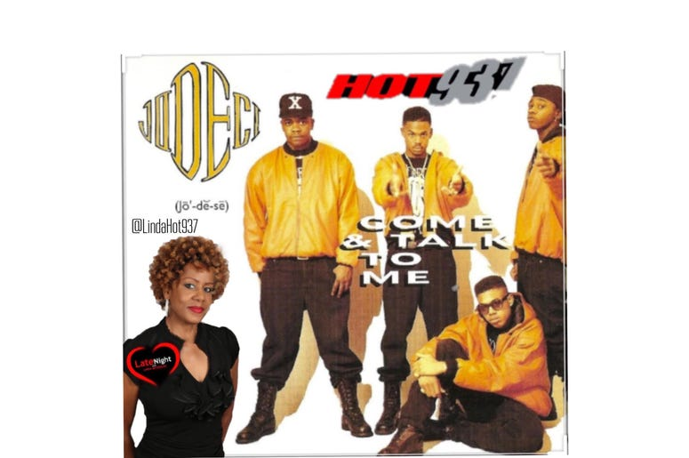 Jodeci Come And Talk To Me 1st Late Night Love