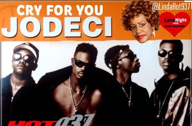 Jodeci 1st on Late Night Love