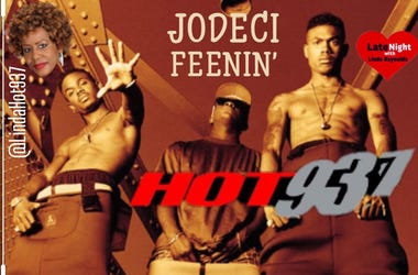 Jodeci Feenin' 1st  Late Night Love