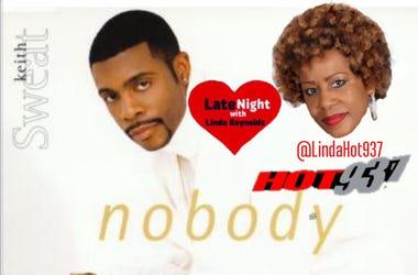 Keith Sweat 1st  Late Night Love @LindaHot937