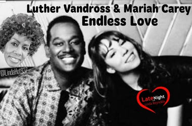 Luther Vandross & Mariah Carey 1st #LateNightLove