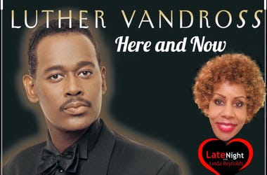 Luther Vandross 1st on Hot 93.7 Late Night Love