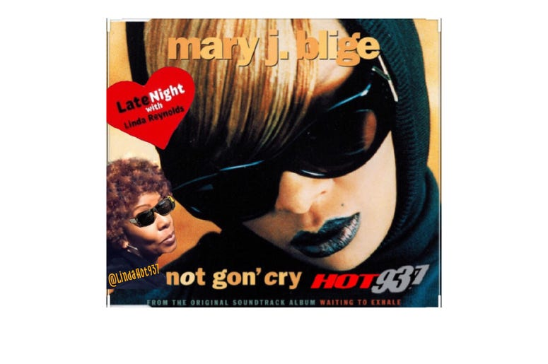 Mary J. Blige Not Gon' Cry 1st on Late Night Love