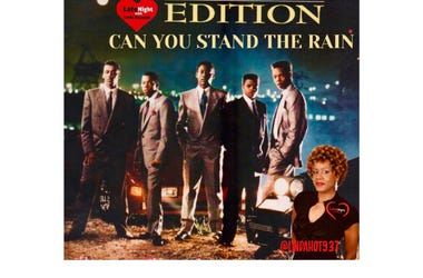 New Edition Can You Stand The Rain 1s Late Night Love
