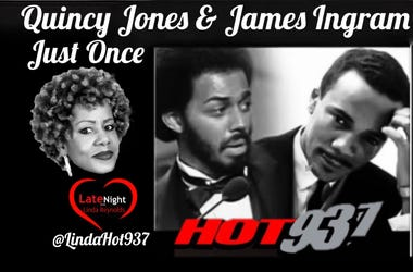 Quincy Jones & James Ingram 1st Late Night Love