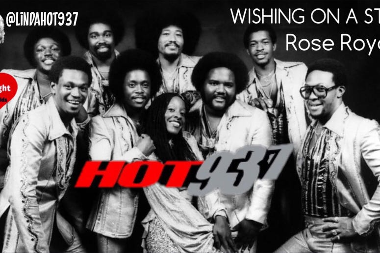 Rose Royce 1st on Late Night Love
