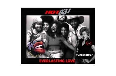 Rufus featuring Chaka Khan Everlasting Love 1st #LNL