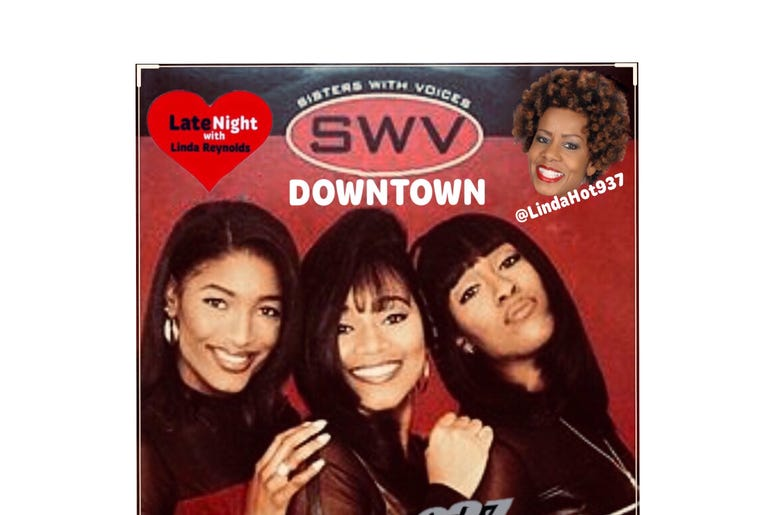 SWV Downtown 1st on Late Night Love on Hot 93.7