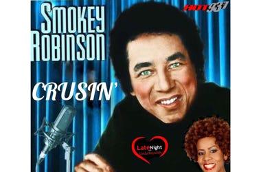 Smokey Robinson Late Night Love