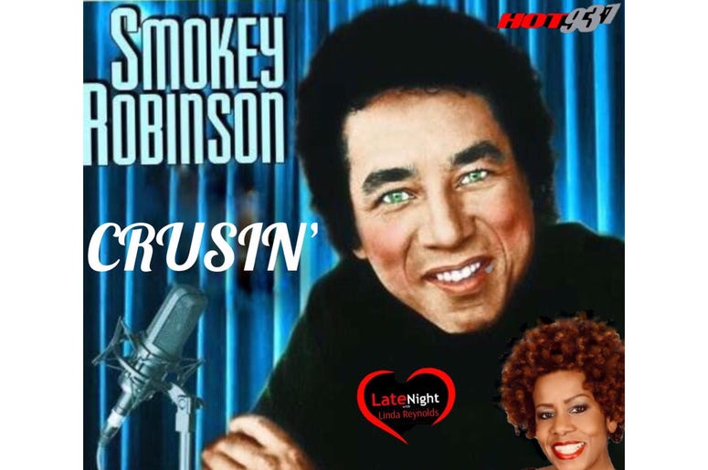 Smokey Robinson Late Night Love