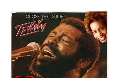 Teddy Pendergrass 1st Late Night Love @LindaHot937