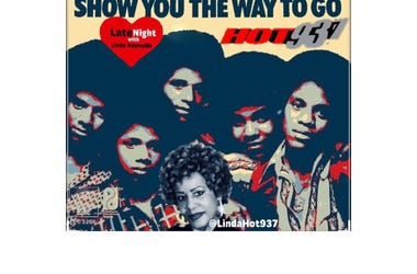 The Jacksons Show You The Way To Go 1st Late Night Love