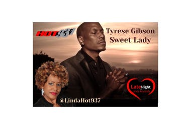 Tyrese Gibson Sweet Lady 1st on Late Night Love