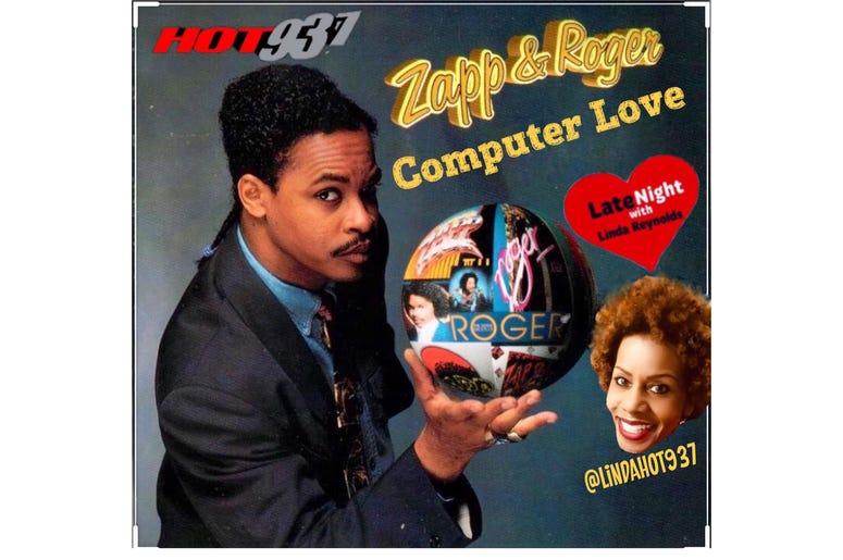 Zapp & Roger 1st on Late Night Love