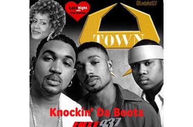H-Town Knockin' Da Boots 1st on #LateNightLove