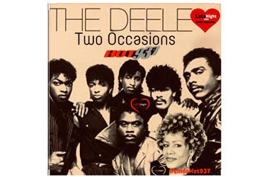 The Deele Two Occasions 1st on #LateNightLove