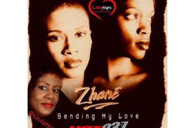 Zhane Sending My Love 1st on  Late Night Love