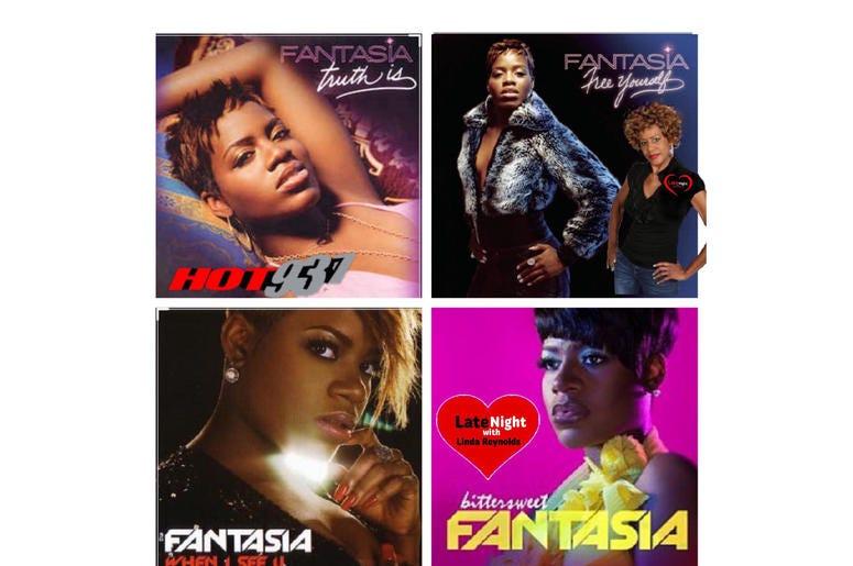 Fantasia Throwback set on Late Night Love
