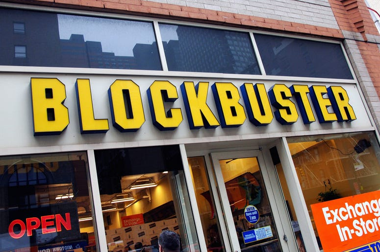 The Last Blockbuster In The World Is Being Rented Out On Air Xl102