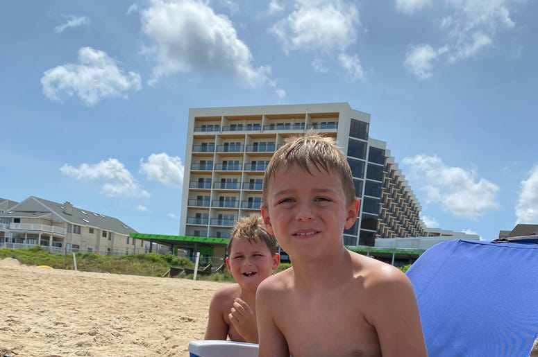 summer vibes in Virginia Beach